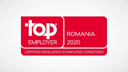 Groupama Asigurări, Angajator de Top pentru al treilea an consecutiv