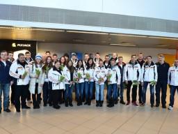 Echipa olimpica a Romaniei la FOTE 2015