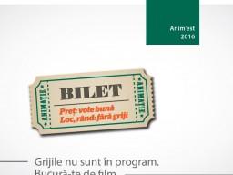 Groupama Asigurari sustine Anim'est Brasov 2016