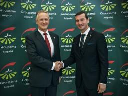 Parteneriat Grouapama Asigurari COSR 2015