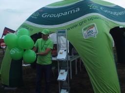 Groupama Asigurari partener AgriPlanta 2015