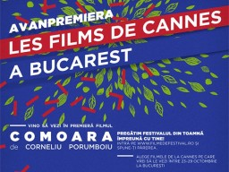 Les Films de Cannes a Bucarest