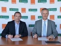 Parteneriat Groupama Asigurari Orange Smart Home