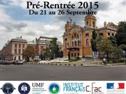 Pre-Rentree 2015 Groupama Asigurari