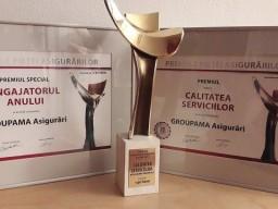 Premii Groupama Asigurari 2017
