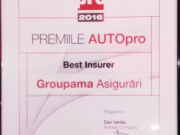 Premiul AUTOpro Groupama Asigurari